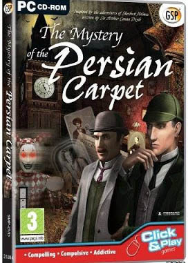 Adventures of Sherlock Holmes: The Mystery of the Persian Carpet