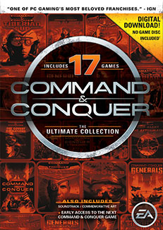 Command & Conquer: Anthology