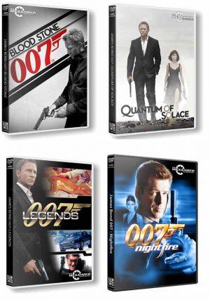 James Bond – 007 Anthology