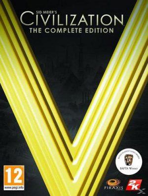 [Mac] Civilization V: Campaign Edition