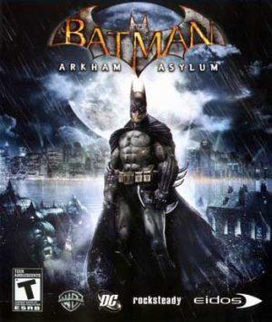 [Mac] Batman: Arkham Asylum