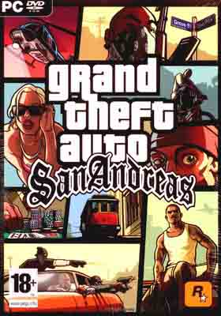[PS2] Grand Theft Auto: San Andreas