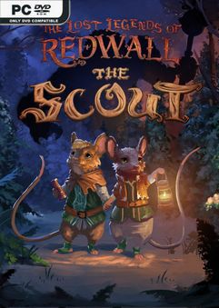 The Lost Legends of Redwall: The Scout Act 1