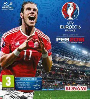 [PS3] UEFA EURO 2016: Pro Evolution Soccer