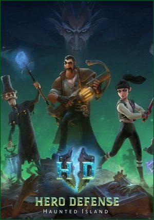 Hero Defense – Haunted Island