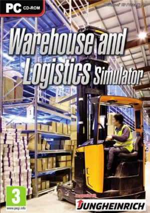 Warehouse and Logistics Simulator (Forklifter 2014)