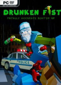 Drunken Fist Totally Accurate Beat 'em up