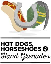 Hot Dogs, Horseshoes & Hand Grenades [VR]