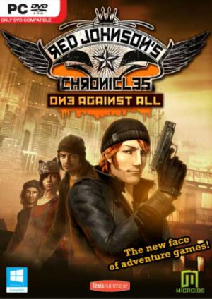 Red Johnson's Chronicles – 1+2