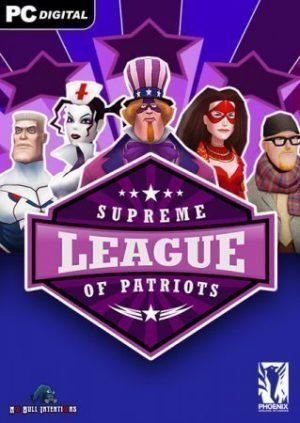 Supreme League of Patriots Full Season