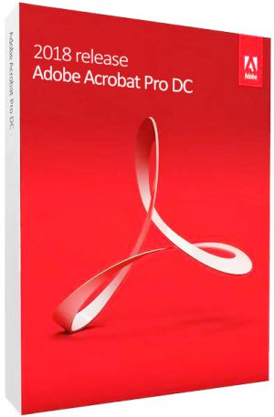 Adobe Acrobat Pro DC v2019