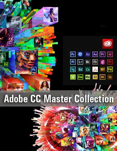 Adobe Creative Cloud Master Collection 2015