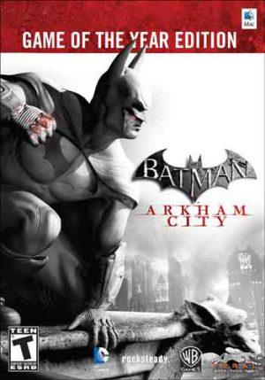 [Mac] Batman: Arkham City – Game of the Year Edition