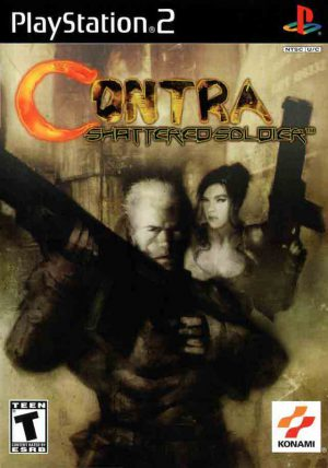 [PS2] Contra: Shattered Soldier