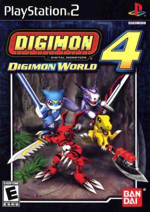 [PS2] Digimon world 4