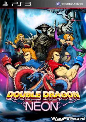 [PS3] Double Dragon Neon