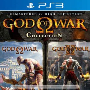 [PS3] God of War – Collection HD