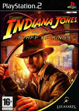 [PS2] Indiana Jones and the Staff of Kings
