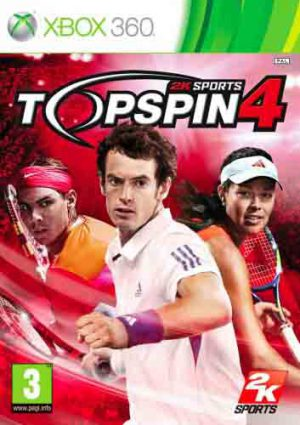 [XBOX 360] Top Spin 4