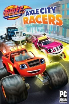Blaze and the Monster Machines: Axle City Racers