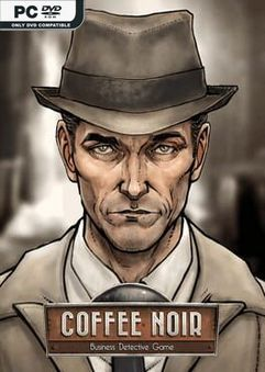 Coffee Noir – Business Detective Game